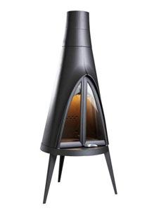 Печь-камин Invicta, дизайнерская модель